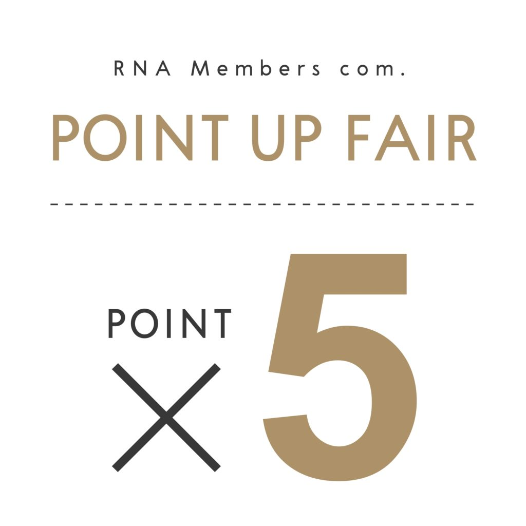 RNA members com. POINT UP FAIR