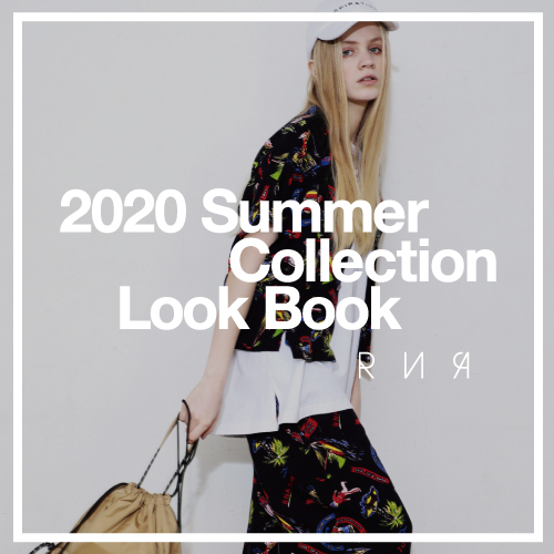 LOOK BOOK 2020 SUMMER COLLECTION