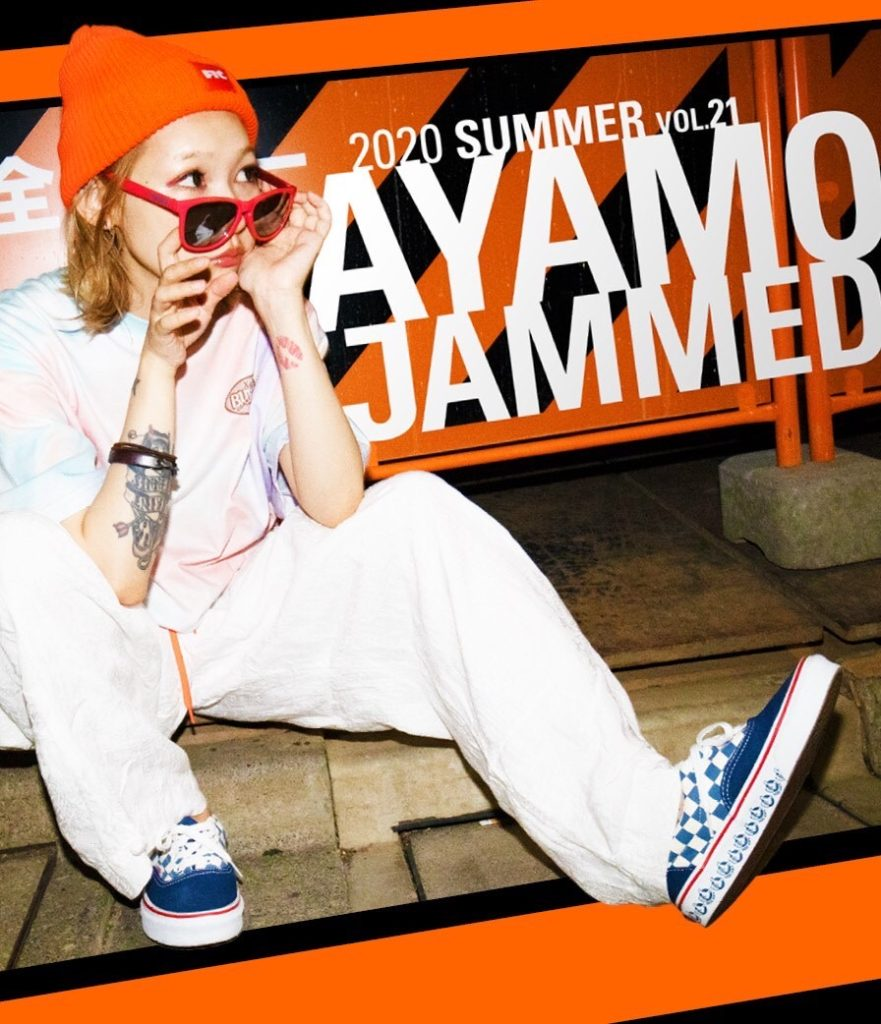 AYAMO JAMMED 2020 SUMMER VOL.21