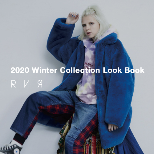 LOOK BOOK 2020 WINTER COLLECTION