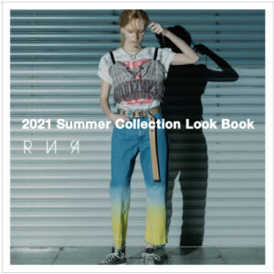 LOOK BOOK 2021 SUMMER COLLECTION