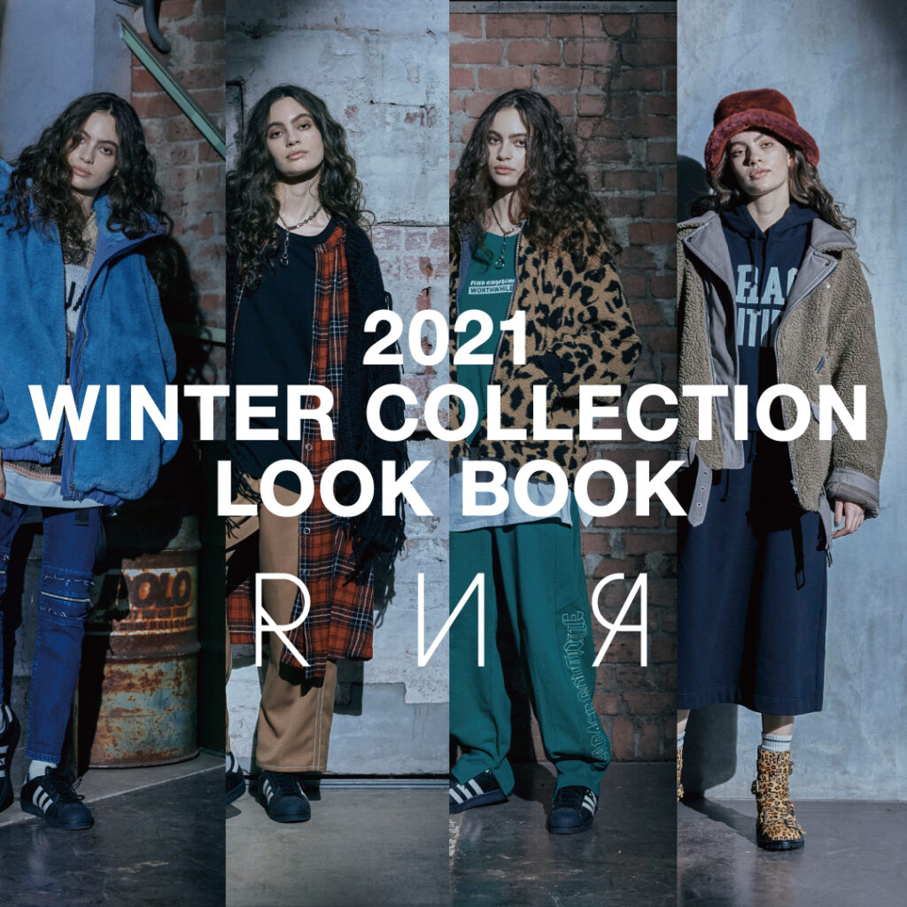 LOOK BOOK 2021 WINTER COLLECTION
