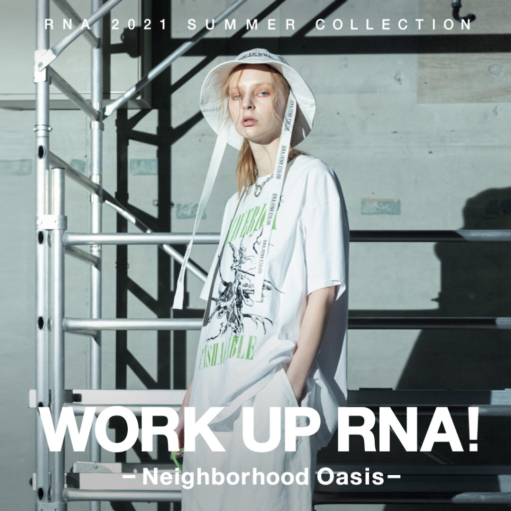 RNA 2021 SUMMER COLLECTION
