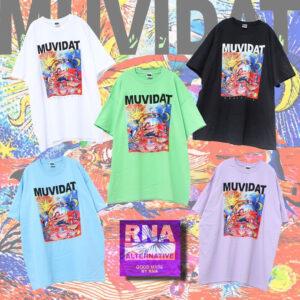 【 MUVIDAT ×  RNA 】