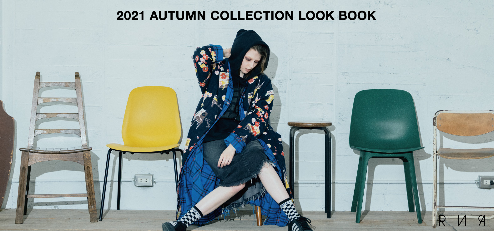 2021 AUTUMN COLLECTION LOOK BOOK